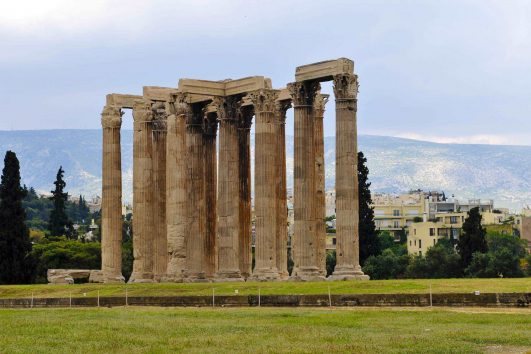 Athens Afternoon Sightseeing