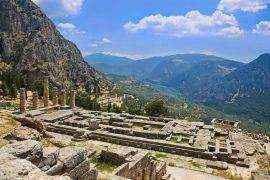 Delphi & Meteora