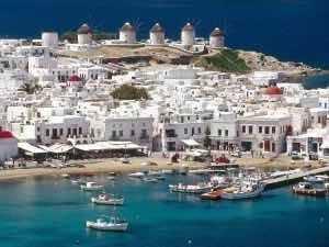Greek islands package-Travel Smart Packages