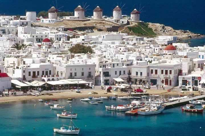 Greek islands package-Travel Smart Packages