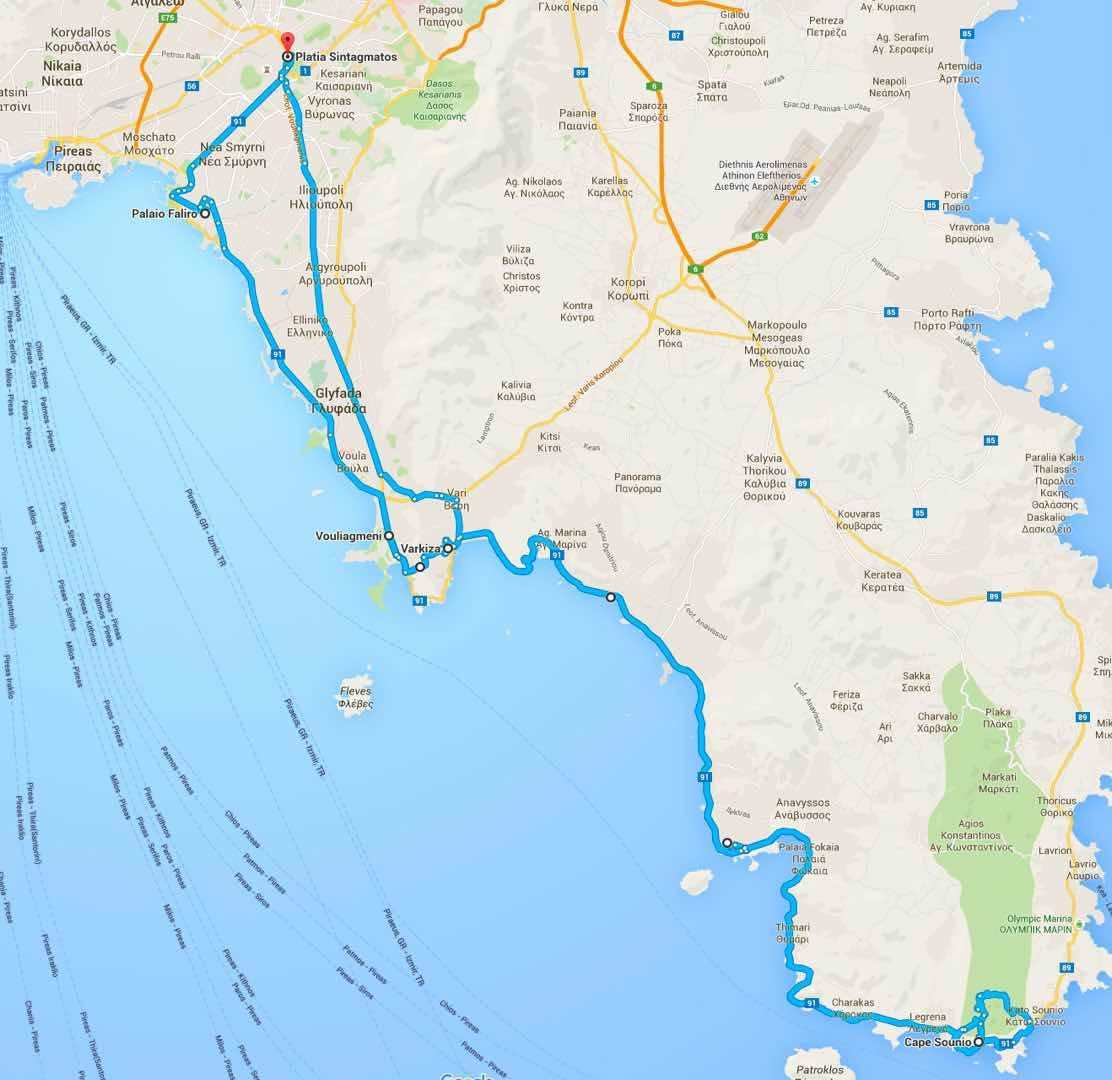 Sounion_map