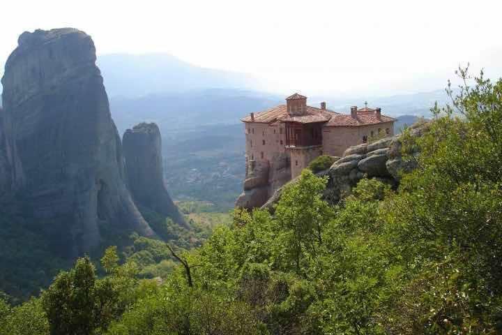 Classical Tour & Meteora
