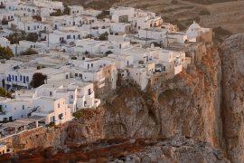 Athens Folegandros Milos