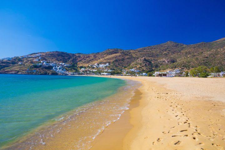 Ios beach